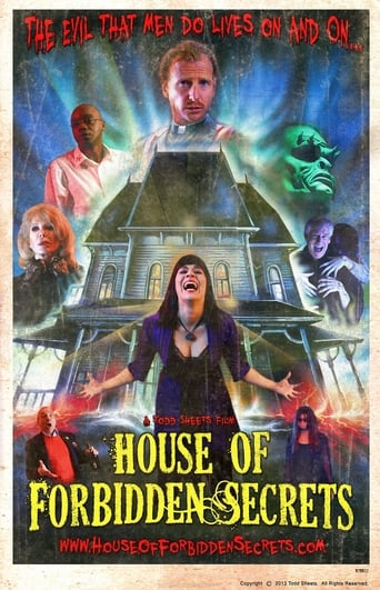 Poster of House of Forbidden Secrets