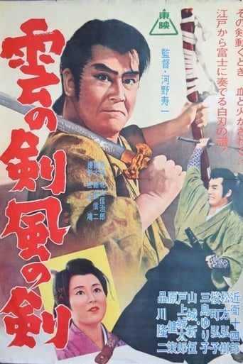 Poster of Sword of Wind and Clouds