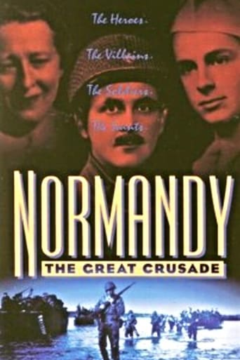 Poster of Normandy: The Great Crusade