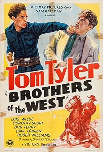 Poster of Brothers of the West