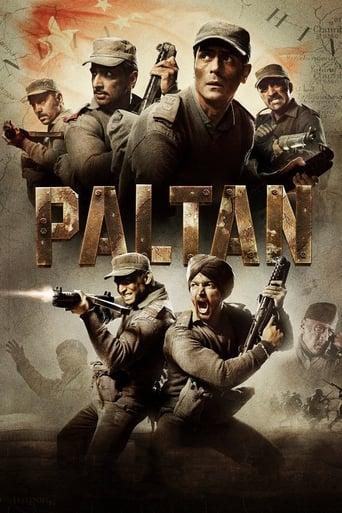 Poster of Paltan
