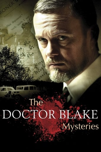 Poster of The Doctor Blake Mysteries