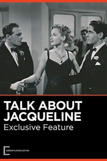 Poster of Talk About Jacqueline