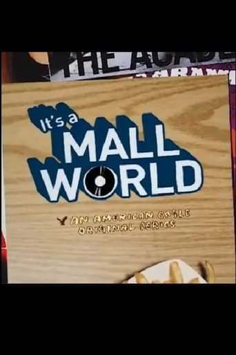 Poster of It's a Mall World