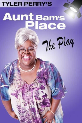 Poster of Tyler Perry's Aunt Bam's Place - The Play
