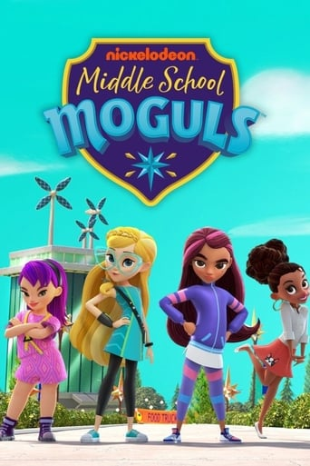 Poster of Middle School Moguls