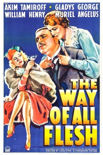 Poster of The Way of All Flesh