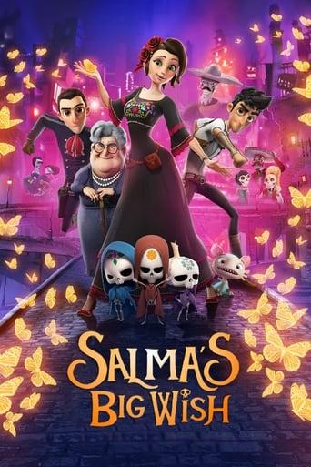 Poster of Salma's Big Wish