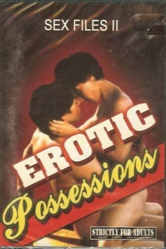 Poster of Sex Files: Erotic Possessions