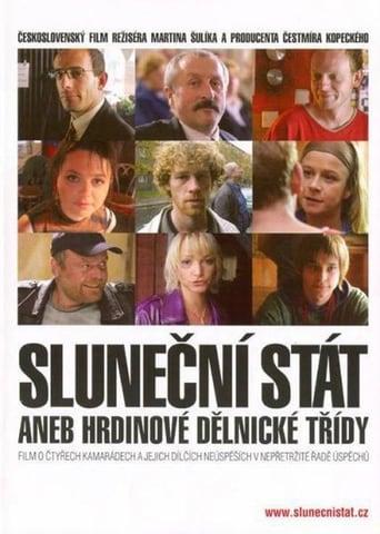 Poster of Sluneční stát
