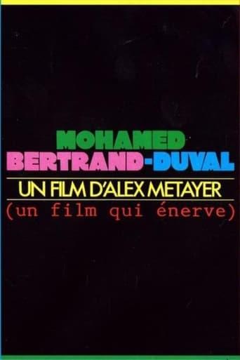 Poster of Mohamed Bertrand-Duval