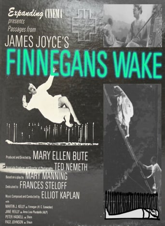 Poster of Passages from James Joyce's Finnegans Wake