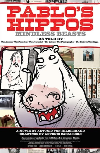 Poster of Pablo's Hippos