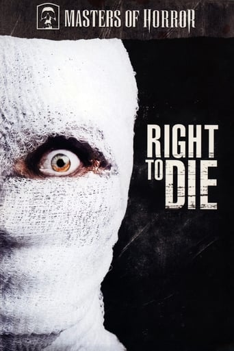 Poster of Right to Die