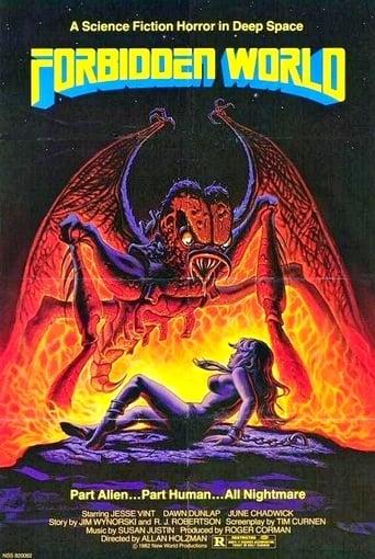 Poster of Forbidden World