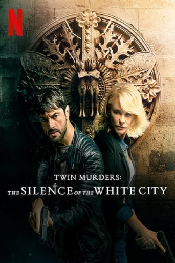 Poster of Twin Murders: The Silence of the White City