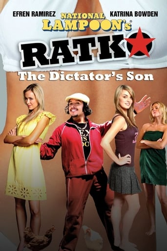 Poster of Ratko: The Dictator's Son