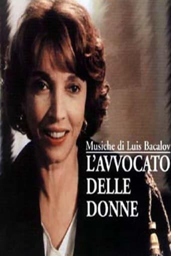 Poster of L'avvocato delle donne