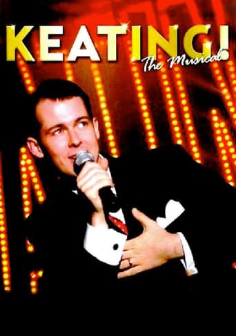 Poster of Keating! The Musical