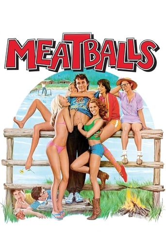 Poster of Meatballs
