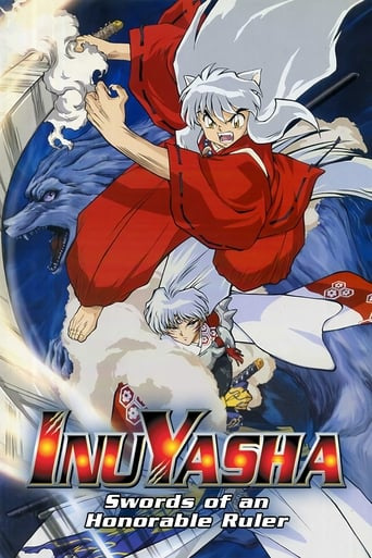 Poster of Inuyasha the Movie 3: Swords of an Honorable Ruler