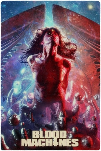 Poster of Blood Machines