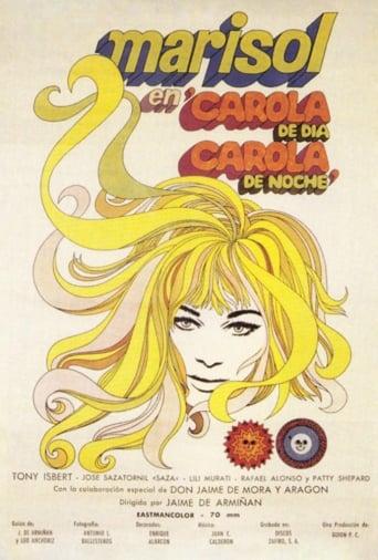 Poster of Carola de día, Carola de noche