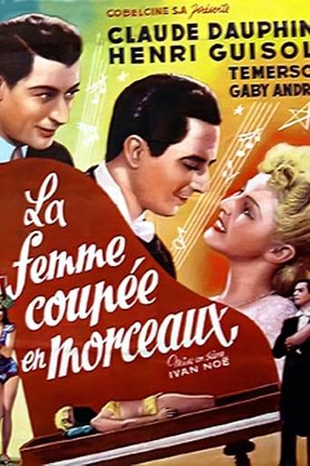 Poster of Une femme coupée en morceaux
