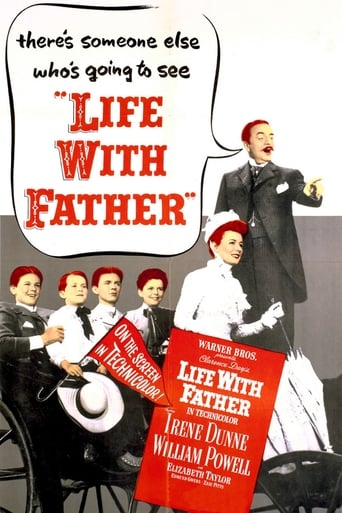Poster of Life with Father