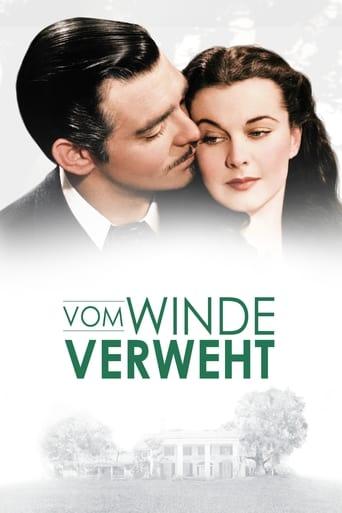Poster of Vom Winde verweht
