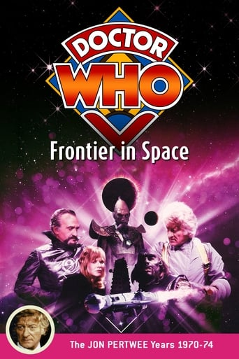 Poster of Doctor Who: Frontier in Space