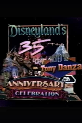 Poster of Disneyland's 35th Anniversary Special