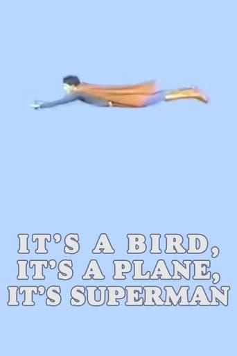 Poster of It's a Bird, It's a Plane, It's Superman!