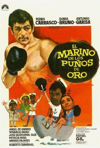 Poster of El marino de los puños de oro