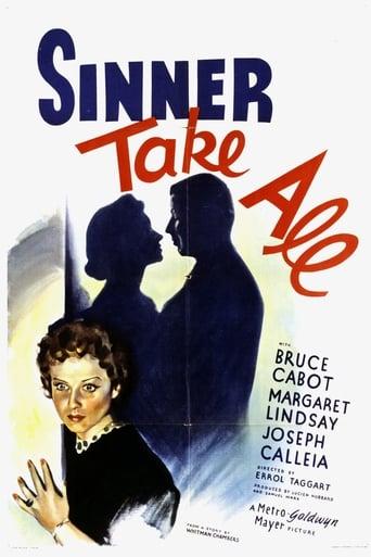 Poster of Sinner Take All
