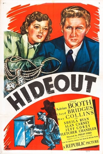 Poster of Hideout