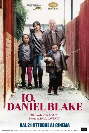 Poster of Io, Daniel Blake