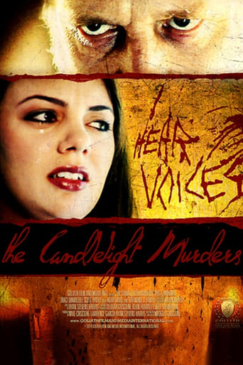 Poster of The Candlelight Murders