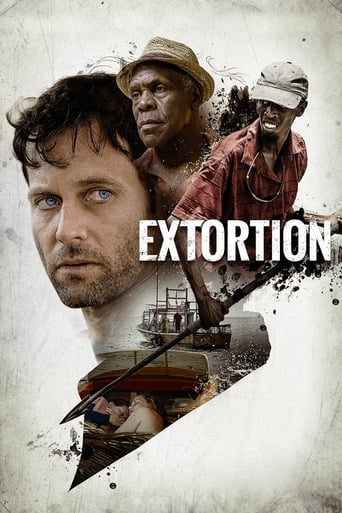 Poster of Extortion