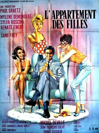 Poster of Girl's Apartment