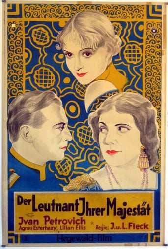 Poster of His Majesty's Lieutenant