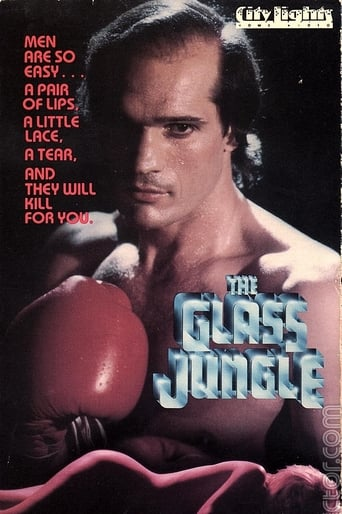 Poster of The Glass Jungle