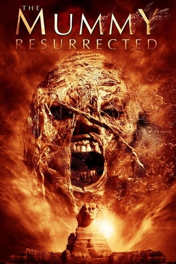 Poster of The Mummy Resurrected