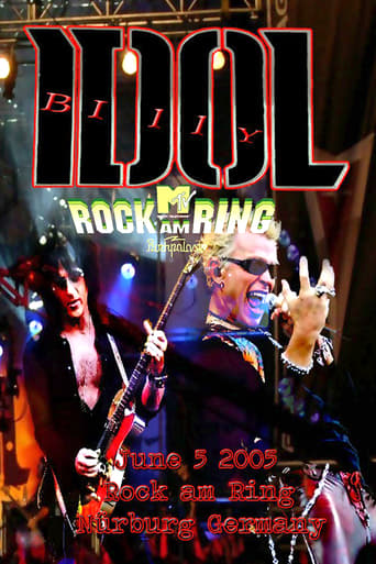Poster of Billy Idol - Live at Rock am Ring 2005
