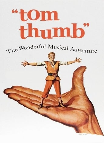 Poster of Tom Thumb