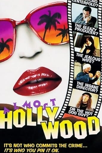Poster of Almost Hollywood