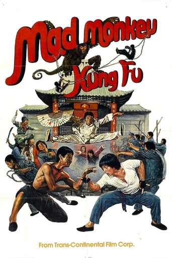 Poster of Mad Monkey Kung Fu