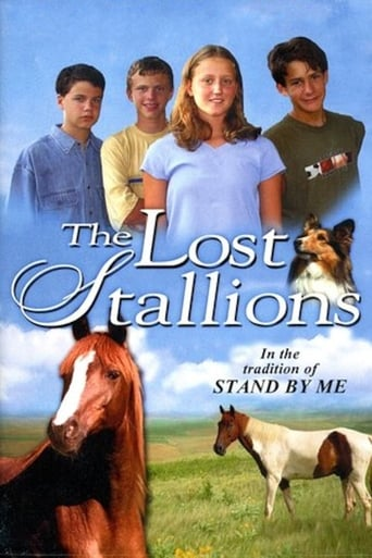 Poster of The Lost Stallions