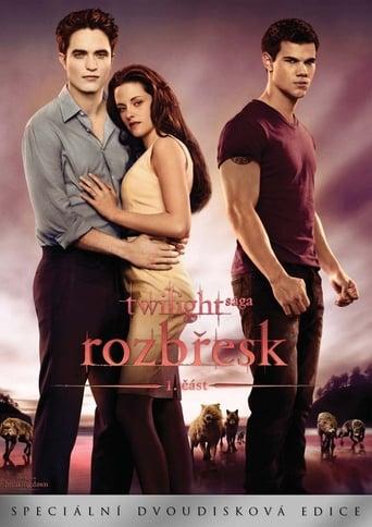 Poster of Twilight sága: Rozbřesk - 1. část