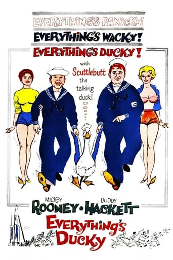 Poster of Everything's Ducky